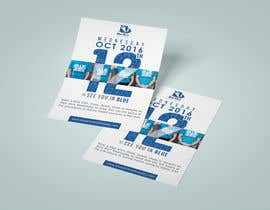 #5 para Design an A4 flyer | Blue Shirt Wednesday | 2016 | 02 de ledinhan2596