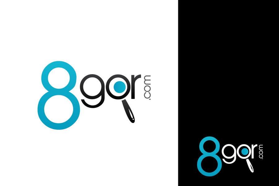 Inscrição nº                                         10                                      do Concurso para                                         Logo Design for www.8gor.com, online auction & classifieds website