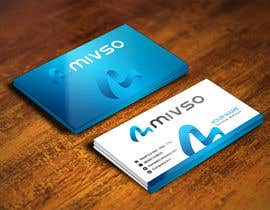 #31 for Design some Business Cards for Mivso by IllusionG