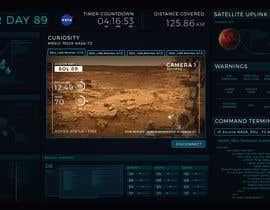 #28 for NASA Contest: Robotic Systems User Interface Theme by suvenjitpal