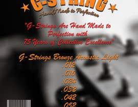 sutanuparh tarafından Create Print and Packaging Designs for Acoustic Guitar Strings için no 30