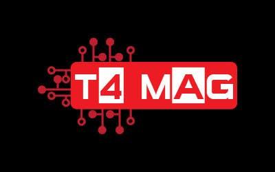 Penyertaan Peraduan #                                        207                                      untuk                                         Design a Logo for a tech news website