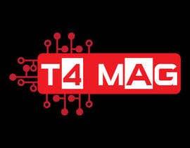 #207 untuk Design a Logo for a tech news website oleh hassaanid2012