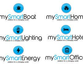 #110 for Logo Designs for mySmart af Noc3