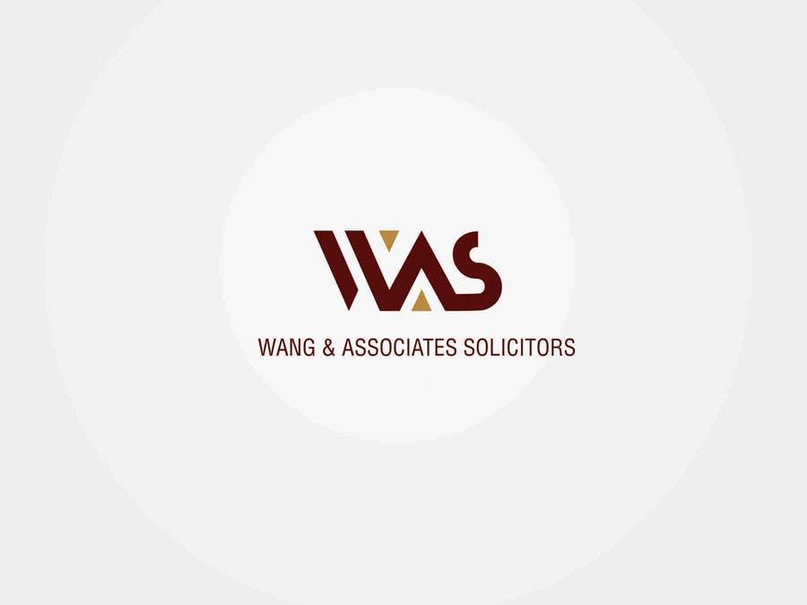 Bài tham dự cuộc thi #                                        65                                      cho                                         Logo Design for Wang & Associates Solicitors