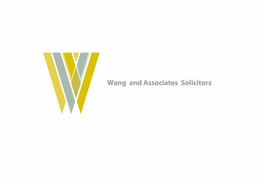 Contest Entry #66 for Logo Design for Wang & Associates Solicitors