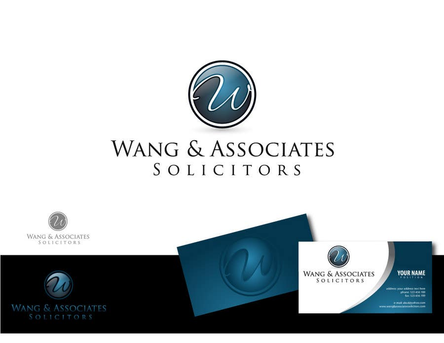 Contest Entry #                                        55                                      for                                         Logo Design for Wang & Associates Solicitors