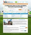 Graphic Design Entri Peraduan #14 for Website Design for TS Project
