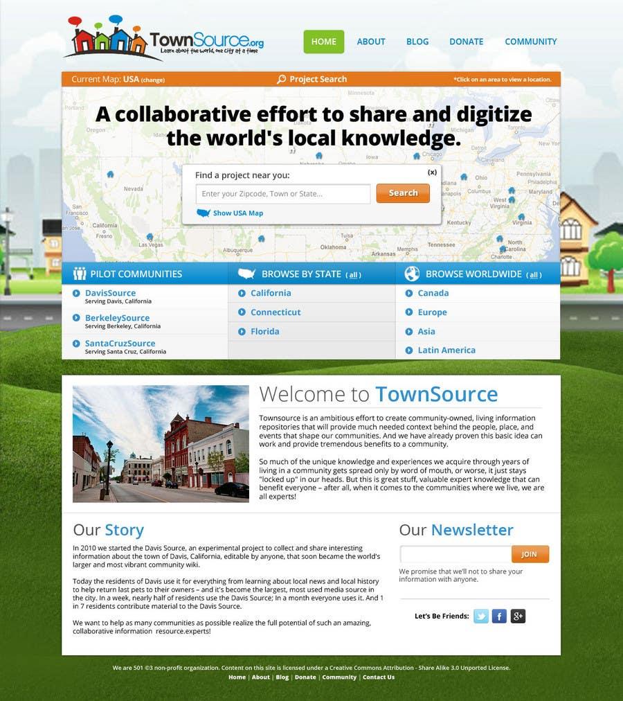 Penyertaan Peraduan #                                        14                                      untuk                                         Website Design for TS Project