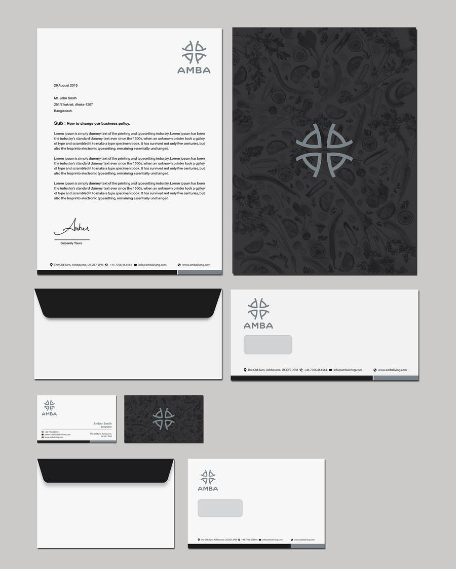 entry 1 by mamun313 for design a set of marketing