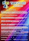 Graphic Design Entri Peraduan #7 for Design a Brochure for Tax Store & Nova BK