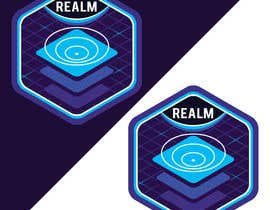 #54 for NASA Challenge: Create a Graphic/Patch Design for the REALM project by Adrianm2d