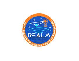 #104 for NASA Challenge: Create a Graphic/Patch Design for the REALM project by Cobot