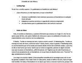#5 para Redaccion de textos persuasivos-Copywriting - para agencia de marketing movil de Amidx
