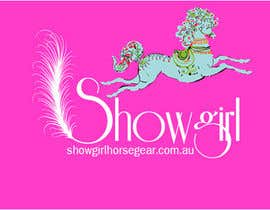 mikin90 tarafından Design a Logo and Image for Girl's Horse Riding Clothes için no 17