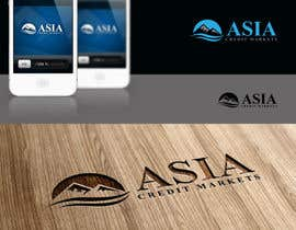 #152 pentru Logo Design for Asia Credit Markets de către maidenbrands