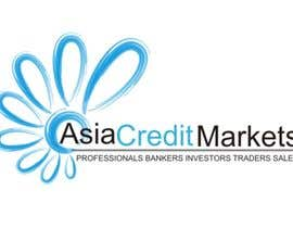 #66 cho Logo Design for Asia Credit Markets bởi akhmad354