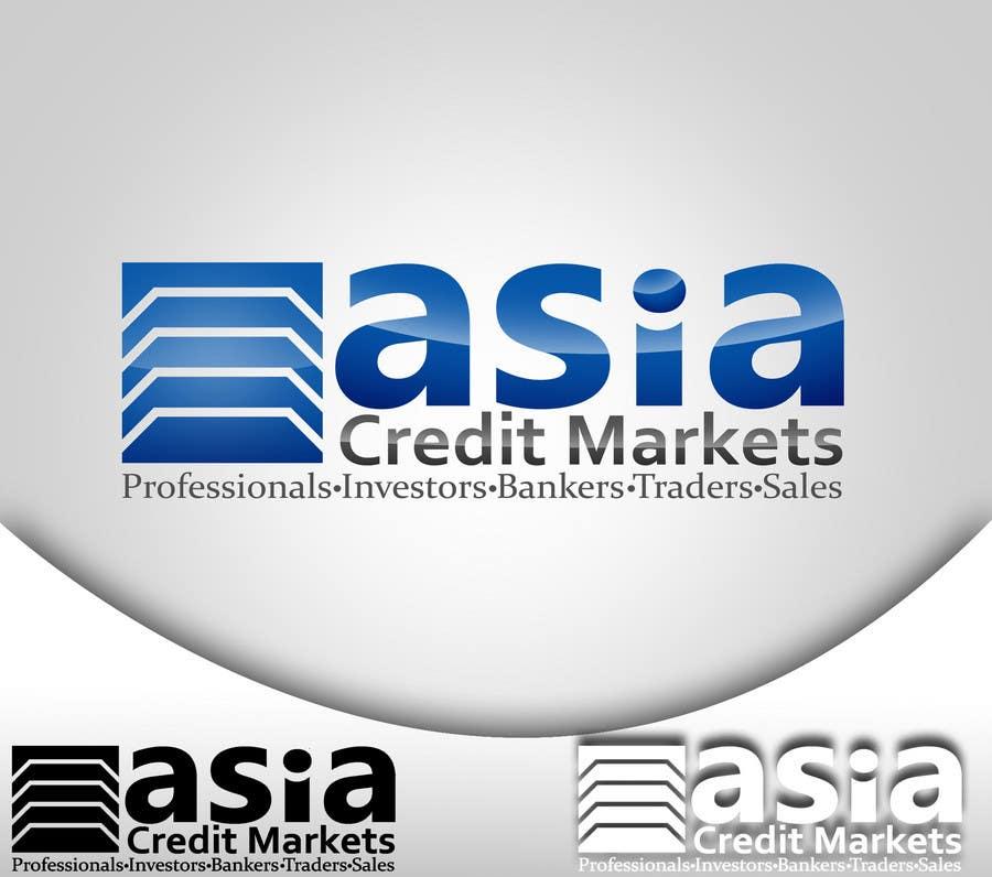 Конкурсная заявка №142 для Logo Design for Asia Credit Markets