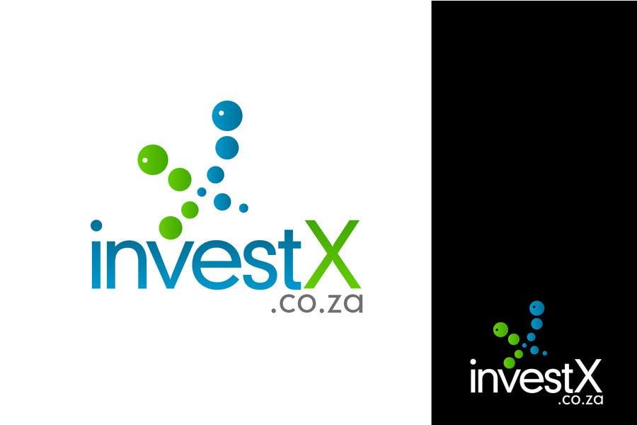 Конкурсная заявка №61 для Logo Design for InvestX