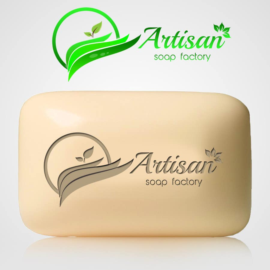 entry #52bhoomikach08 for natural soap logo | freelancer