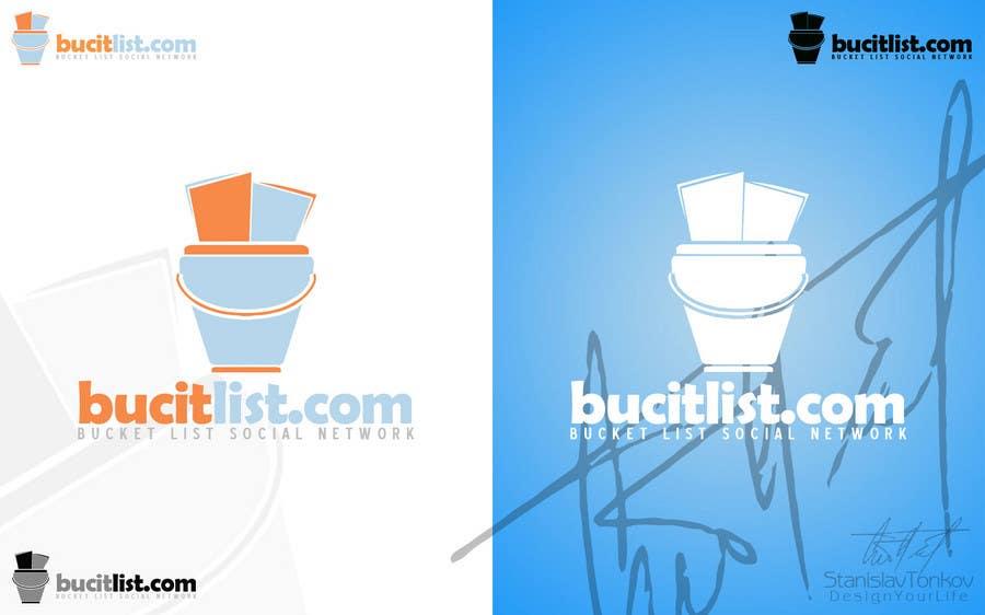 Contest Entry #                                        41                                      for                                         Logo Design for bucitlist.com