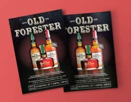 #17 для Old Forester Event Flyer от prabhjotsajjan