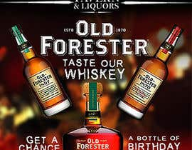 #16 для Old Forester Event Flyer от gerardguangco