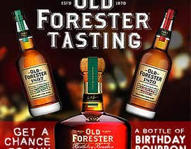 #23 для Old Forester Event Flyer от gerardguangco