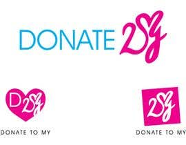 #59 za Logo Design for Donate2My od Ferrignoadv