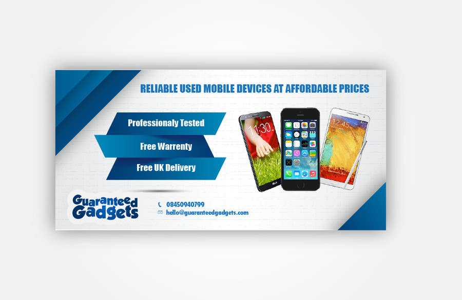 Contest Entry #19 for Design a Banner for Funky Gadget Store