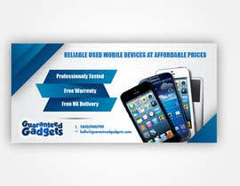 #29 for Design a Banner for Funky Gadget Store by sabdulghani