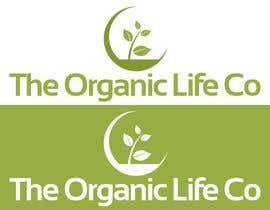 vladspataroiu tarafından Design a Logo for 'The Organic Life Co' için no 46