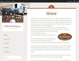 faizankhalid89 tarafından Design a logo and Website and upload to wordpress for www.chilovending.com için no 27