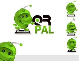 nº 330 pour Logo Design for QR Pal par pinky