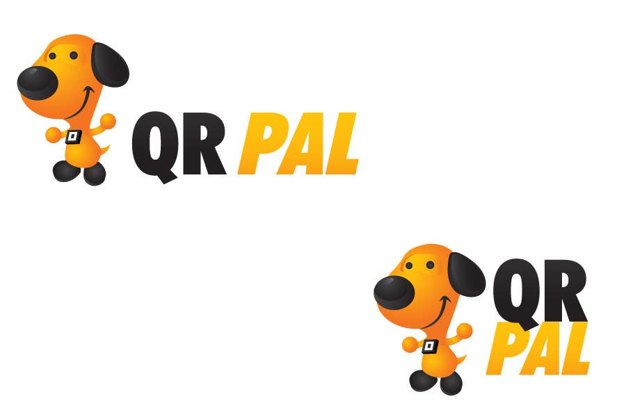 #402 for Logo Design for QR Pal by Ferrignoadv