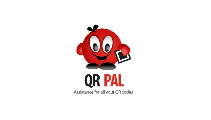 #400 for Logo Design for QR Pal by netdevbiz