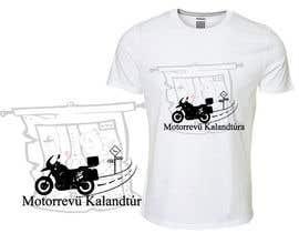 #20 untuk Logo design for Motorcycle Adventure Tour oleh rajibdebnath900