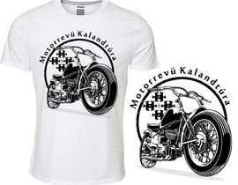 #23 untuk Logo design for Motorcycle Adventure Tour oleh rajibdebnath900