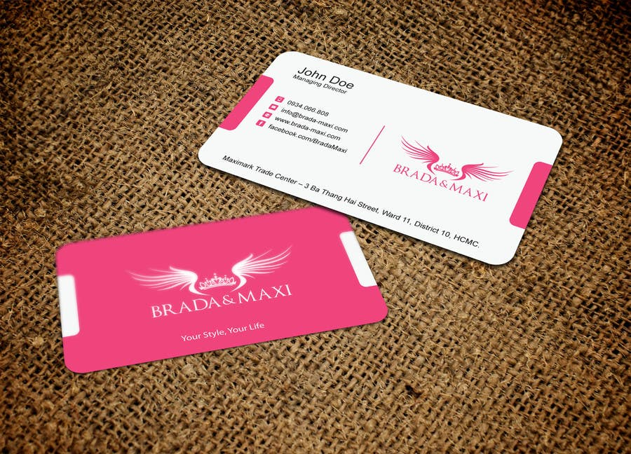 Entry 19 By Mdreyad For What Is A SIMPLE But CREATIVE Business Card