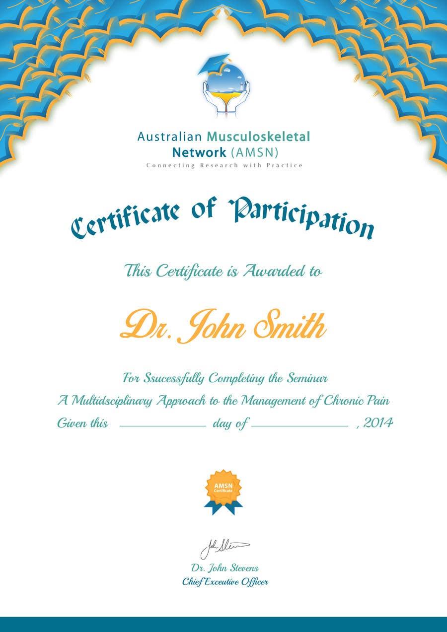 Inscrição nº                                         11                                      do Concurso para                                         Certificate of attendance for our events
