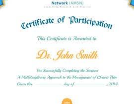 #11 para Certificate of attendance for our events por maraz2013