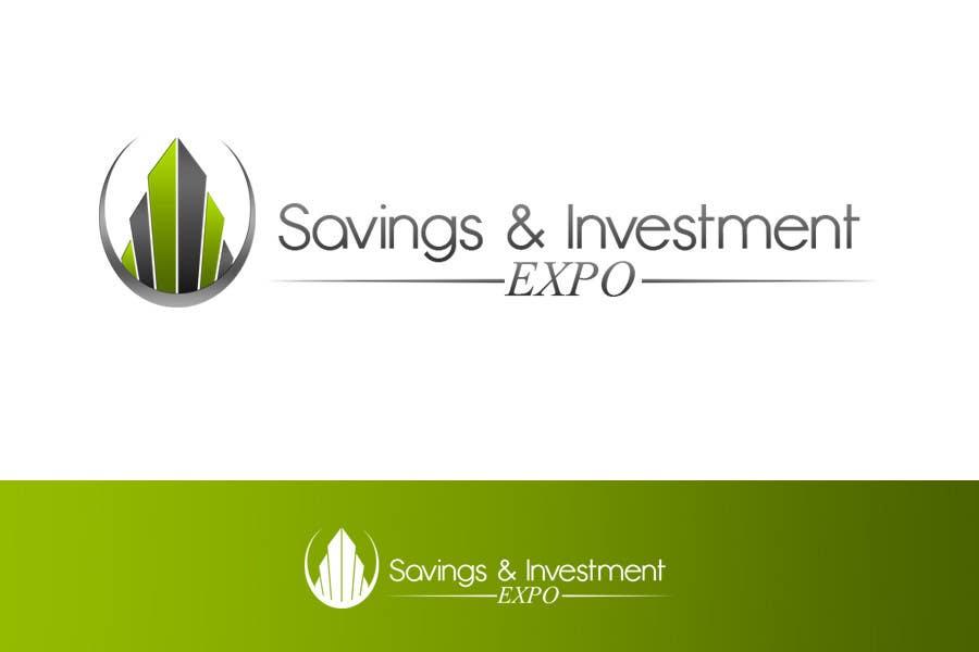Kilpailutyö #24 kilpailussa Logo Design for Savings and Investment Expo