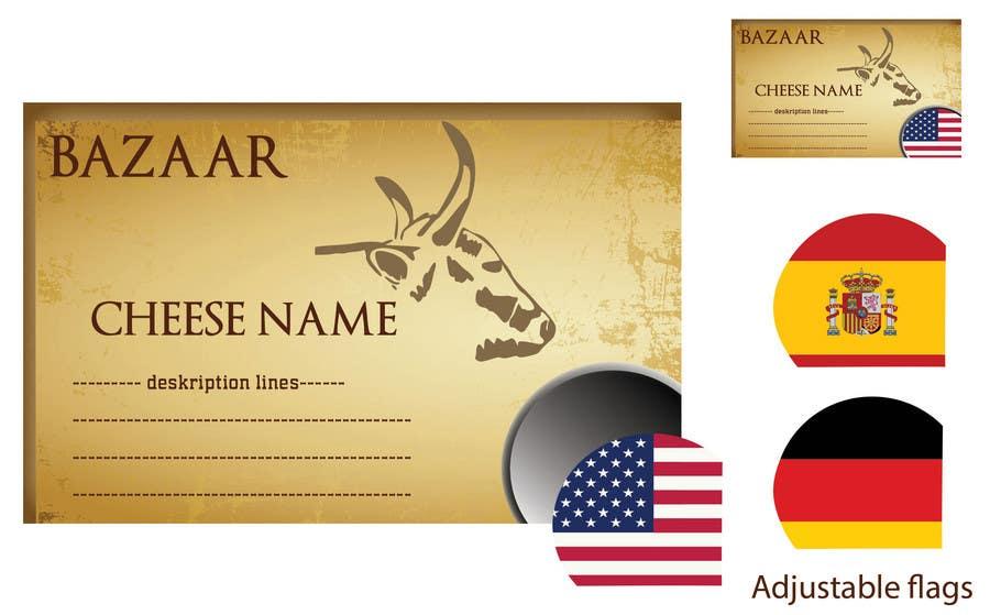 Конкурсная заявка №9 для Graphic Design for BAZAAR