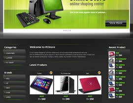 #13 for Create a Wordpress Template for Existing Design Theme af ilyas2323