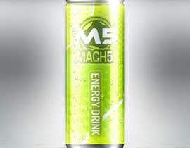 xsquarepl tarafından Energy Drink Logo and Can Design Contest için no 43