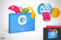 gkc logo design için Graphic Design1 No.lu Yarışma Girdisi
