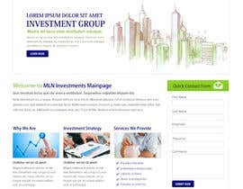 online3 tarafından Design a Website Mockup for Lightbulb Company için no 24