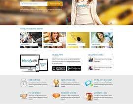 logon1 tarafından Design a Website Mockup for Lightbulb Company için no 25