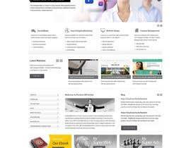 logon1 tarafından Design a Website Mockup for Lightbulb Company için no 26