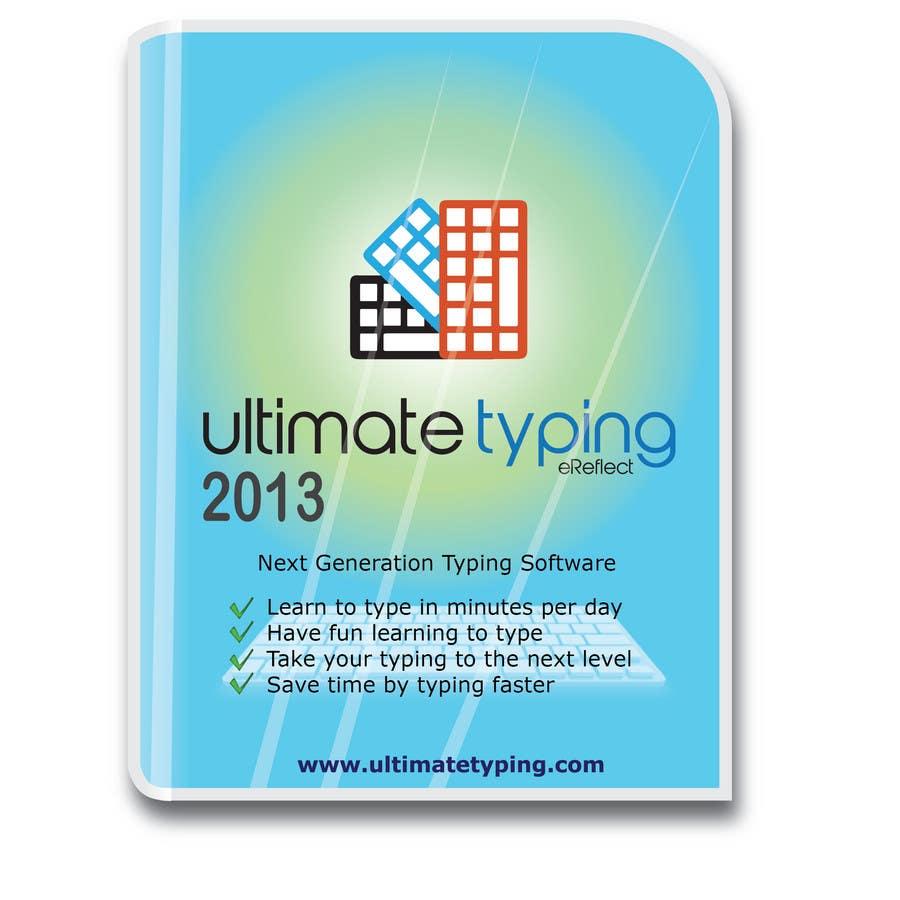 Kilpailutyö #30 kilpailussa Print & Packaging Design for Ultimate Typing